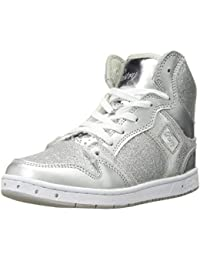 Youth Glam Pie Glitter High-Top Sneaker & Dance Shoe for Girls