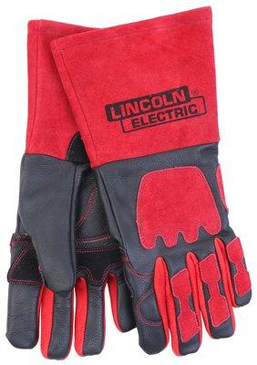 Lincoln Electric KH962 Premium Welding Gloves - Quantity 6