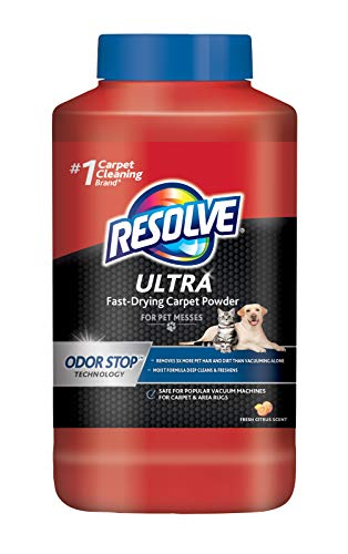Resolve Resolve Ultra Fast-Drying Carpet Powder for Pet Messes