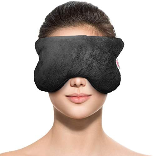 Aromatherapy Eye Mask Pillow Microwavable product image