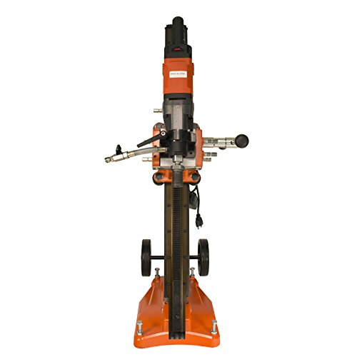 Cayken 20″ Diamond Core 7.2 HP Drill Rig with Adjustable Vacuum Plate Stand