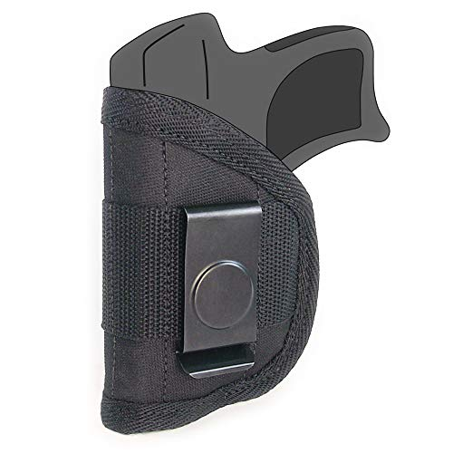 IWB Concealed Holster fits Smith & Wesson - S&W M&P Shield 380 EZ with 3.68