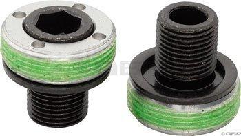 TruVativ Self-extract crank bolts, ISIS/HWZ - M12/22 (steel) pr by TruVativ