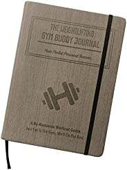 Habit Nest The Weightlifting Gym Buddy Journal. A 12-Week Personal Training Program in A Journal, with Workout