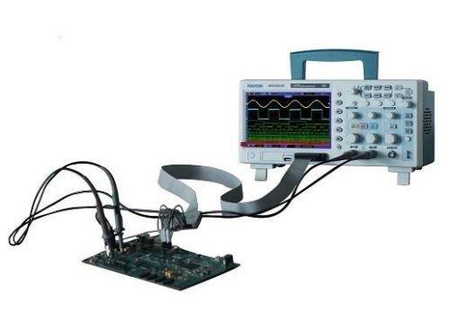 Hantek MSO5202D 200MHz 2 CH 1GSa/s Mixed Oscilloscope 16CH Logic Analyzer 2 in 1