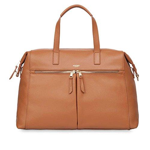 knomo-luggage-mayfair-luxe-slim-brief-tote-14-caramel