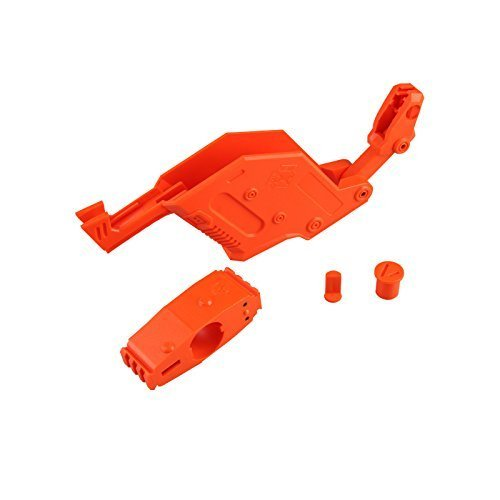 Worker Mod Kits for Nerf Stryfe Toy Color Orange by WORKER