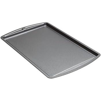 10 Inch x 15 Inch Gray Circulon 51131 Total Bakeware Nonstick Cookie Baking Sheet