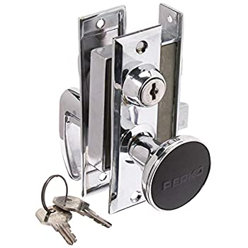 Image of Home Improvements Perko 0927DP0CHR Mortise Lock Set with Bolt