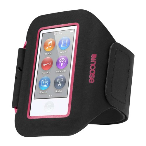 Incase Sports Armband Pro for Ipod Nano 7th Generation Pink Trim