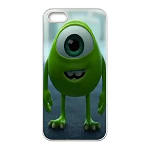Monsters University iPhone 4 4s Cell Phone Case White
