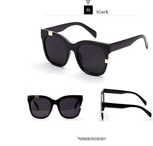 365Cor(TM)Oversized Sunglasses Women Brand Designer Mirror Big Frame Sun Glasses For Womens Shades Goggles lunette de soleil femme - Lunettes Sunglasses