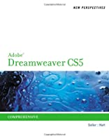 New Perspectives on Adobe Dreamweaver CS5, Comprehensive Front Cover