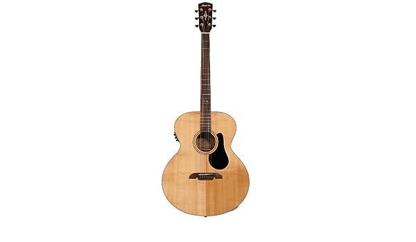 Alvarez abt60e barítono - Guitarra acústica/eléctrica: Amazon.es: Instrumentos musicales