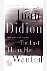 The Last Thing He Wanted (Vintage International) Kindle Edition