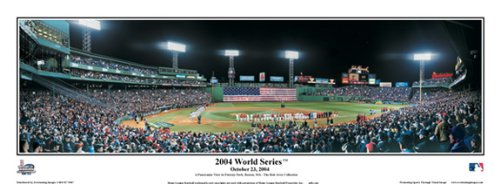 Boston Red Sox - 2004 World Series - Game 1 at Green Monster Fenway Park - 13.5