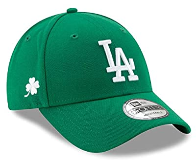 New Era Los Angeles Dodgers 9Forty MLB League St. Patrick's Day Adjustable Hat