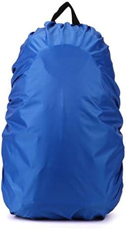 Waterproof Foldable Elastic Backpacks Dust Rain Cover for Traveling Camping Hiking Rucksack Bags