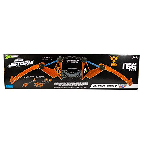 Zing Air Storm Z Tek Bow, Orange - http://coolthings.us