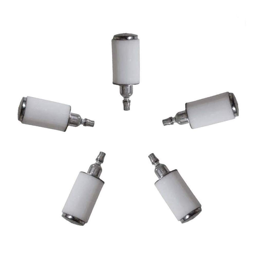 530095646 Fuel Filter for Poulan Chainsaw 2150 2050 2375 Weedeater Sting Trimmer/Blower Pack of 5 by Wadoy