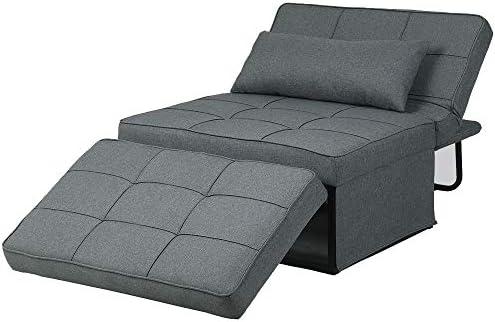 Ainfox Ottoman Sofa Bed - a good cheap living room sofa