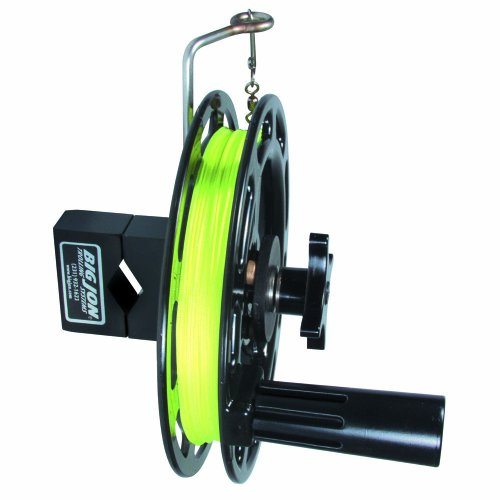 Big Jon Manual Clamp-On Planer Wheel by BIG JON SPORTS