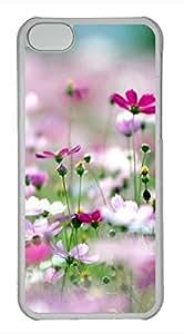 iPhone 5c case, Cute Galsang Flower 3 iPhone 5c Cover, iPhone 5c Cases, Hard Clear iPhone 5c Covers