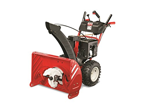 Troy-Bilt Vortex 2690 357cc Electric Start 26-Inch Three-Stage Gas Snow Thrower