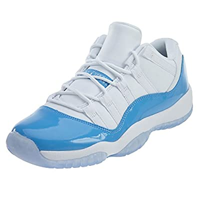reputable site b117d 403f2 ... size 4.5 Y Nike Jordan Big Kids Air Jordan 11 Retro Low (GS)  (whiteuniversity blue) ...