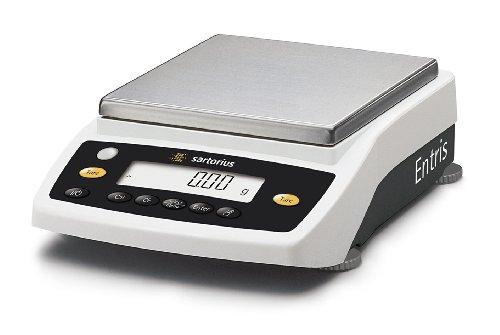 Sartorius ENTRIS8201-1S Toploader Balance 8200g x 0.1g, Ext Calibration by Sartorius