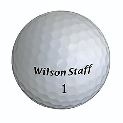 Wilson Staff FG Tour Golf Ball (12-Pack), White
