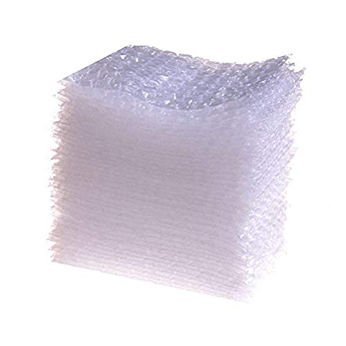 (Ioffersuper 100 Pcs (4x6inch) Bubble Double Walled Clear Cushioning Pouch Bags Wrap- Protective Bags for Shipping,Storage,and Moving(Style 1))