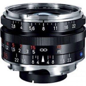 Zeiss 35mm f/2.8 C Biogon T* ZM Manual Focus Lens (Leica M-Mount) - Black