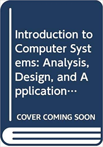 Introduction To Computer Systems Analysis Design And Applications Aseltine John A Beam Walter R Palmer James D Sage Andrew P 9780471637042 Amazon Com Books