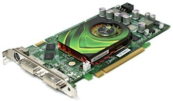 Dell HH748 Nvidia GeForce 7900 GS Video Graphics Card 256MB Memory PCI-E High Profile Dual DVI + S-Video ()