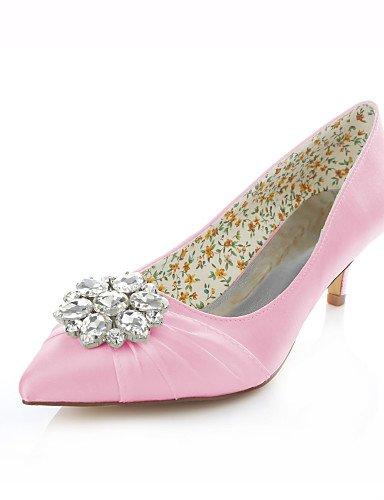y Tacones Boda boda Mujer pink 4in Tacones Puntiagudos 3 Marfil Zapatos Noche de 2 Fiesta Negro GGX Champán Rosa Vestido 2in 2 3 ivory 2in 4in ntzwEqYZ4