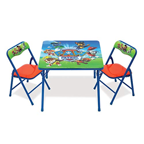 Paw Patrol Activity Table