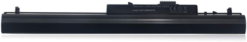 BTMKS Laptop Replacement for HP LA04 LA03 776622-001 HSTNN-Y5BV F3B96AA 728460-001 HSTNN-UB5M TPN-Q130 TPN-Q132 HP Pavilion 14/15 Touch Smart Series 15-B119TX 15-B003TX 15-B004TX Series Battery