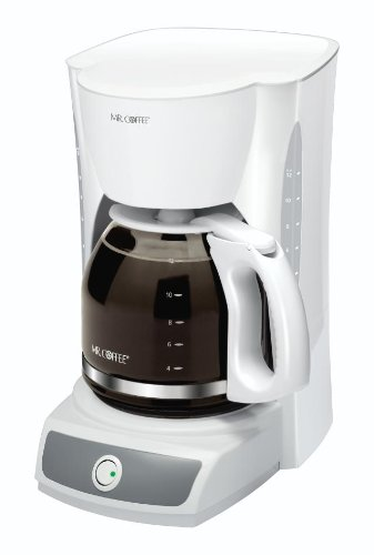 Mr. Coffee CG12-RB 12-Cup Switch Coffeemaker, White - Buy Online in UAE. Kitchen Products in ...