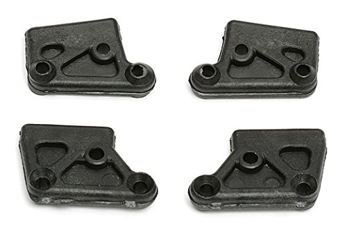 Associated 8407 Upper Suspension Arm Mount (4): 12LS, 10LS, 10LSO ()