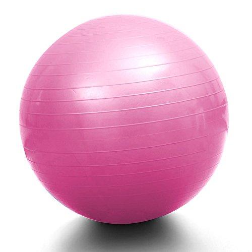 Pink Yoga Ball 29