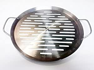 The Pampered Chef BBQ Pizza Pan