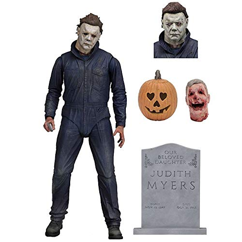"NECA - Halloween (2018 Movie) - 7"" Scale Action Figure - Ultimate Michael Myers from NECA"