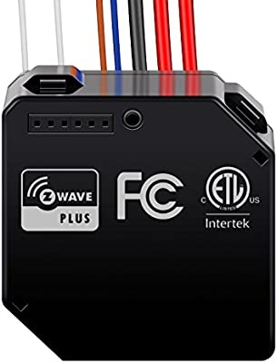 Stacked Or Combination Zwave Switches Devices