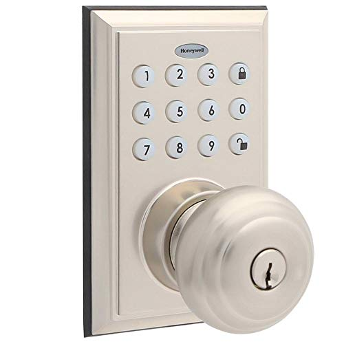 Honeywell 8832301S 1 BLE Electronic Entry Knob with Keypad