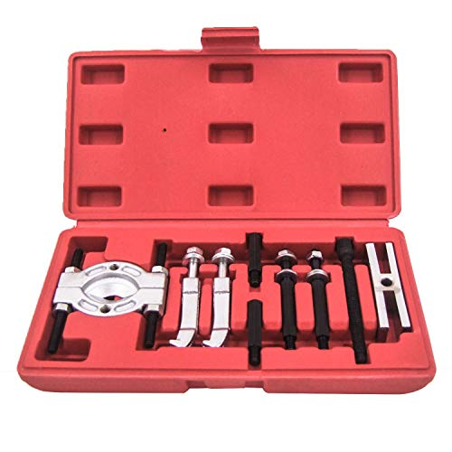 Yoke Puller Kit - HFS (R Bearing Separator (Mini) - 9 Pieces Bearing Puller Kit- Includes Yoke & Extensi