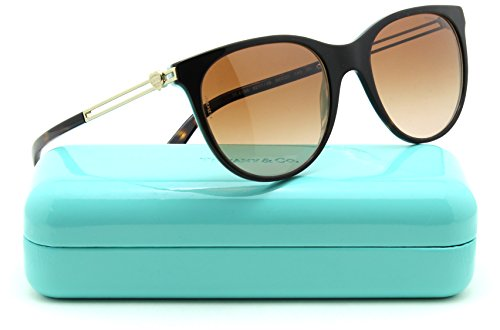 Tiffany & Co. TF 4139 Womens Polarized Mirror Gradient Sunglasses - Tiffany Sunglasses Polarized