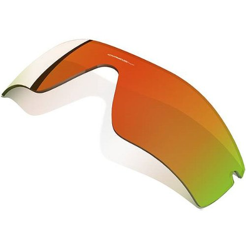Oakley Radar Path Adult Lens Kit Lifestyle Sunglass Accessories - Fire Iridium / One - Oakley Scratched Lenses