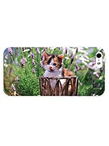 3d Full Wrap Case for iPhone 5/5s Animal Flower100 Kimberly Kurzendoerfer