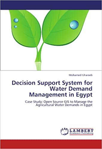 Decision Support System for Water Demand Management in Egypt: Case